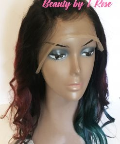custom frontal wig