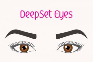 Deepset Eye Shape