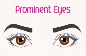 Prominent Eye Shape