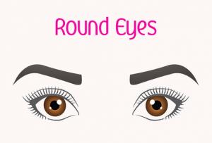 Round Eye Shape