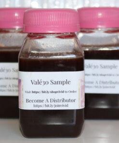vale 30 sample